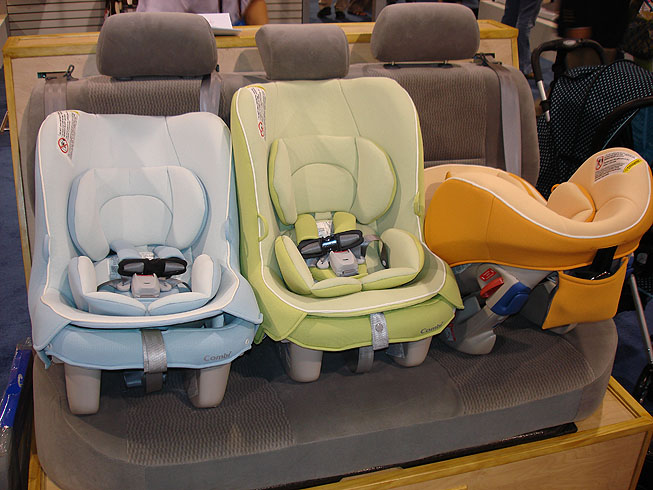 Combi Is Releasing A New Convertible Seat Called The Coccoro