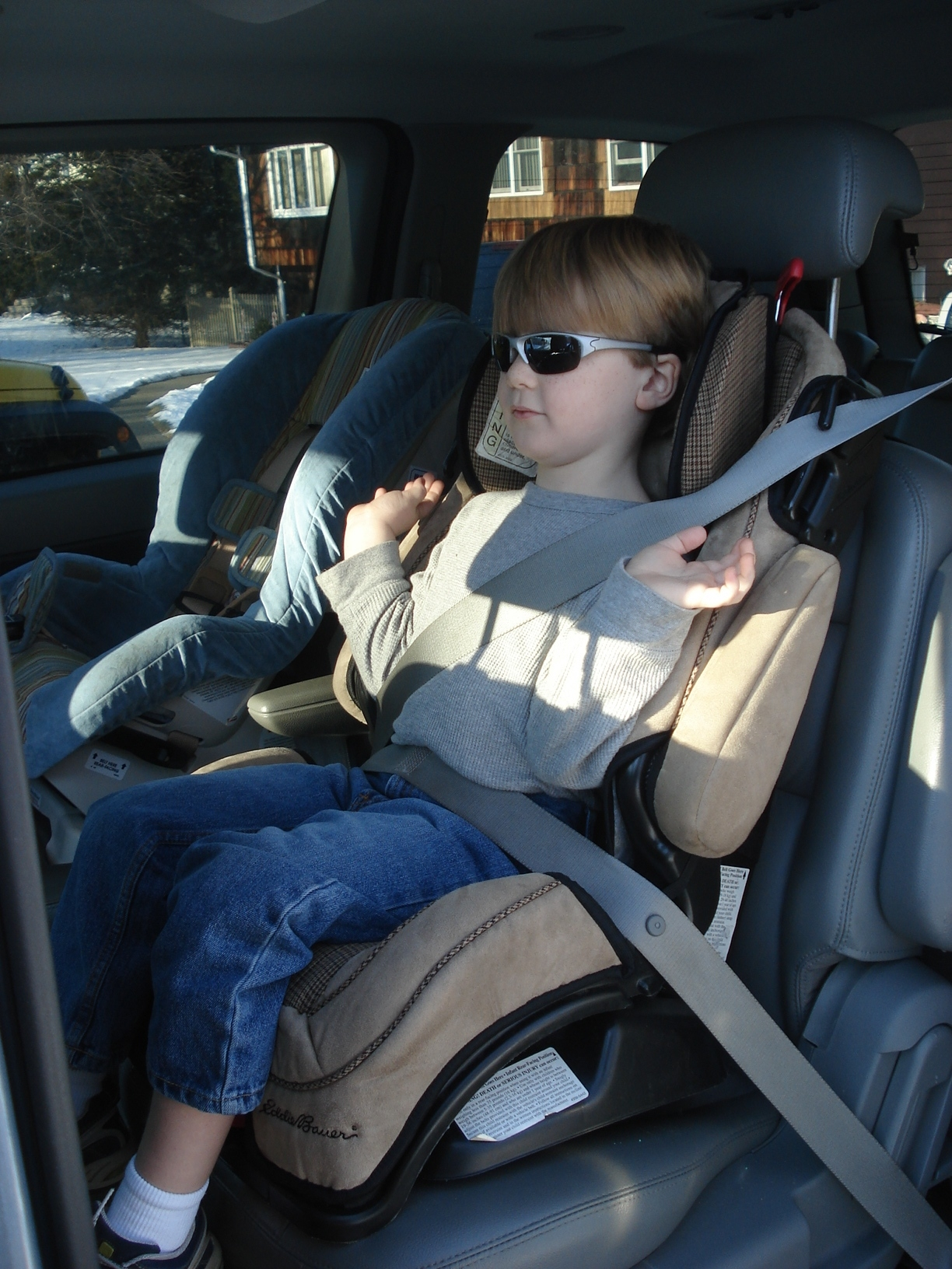 Alpha Omega Car Seat Instructions
