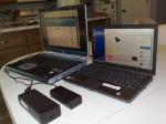 Sony Vaio Z540 vs. HP ZD7000