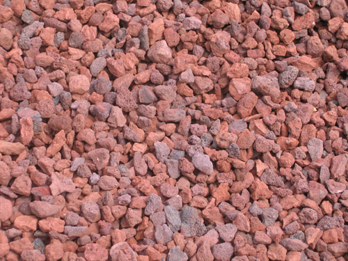 Red landscaping rock for Small red rocks for landscaping