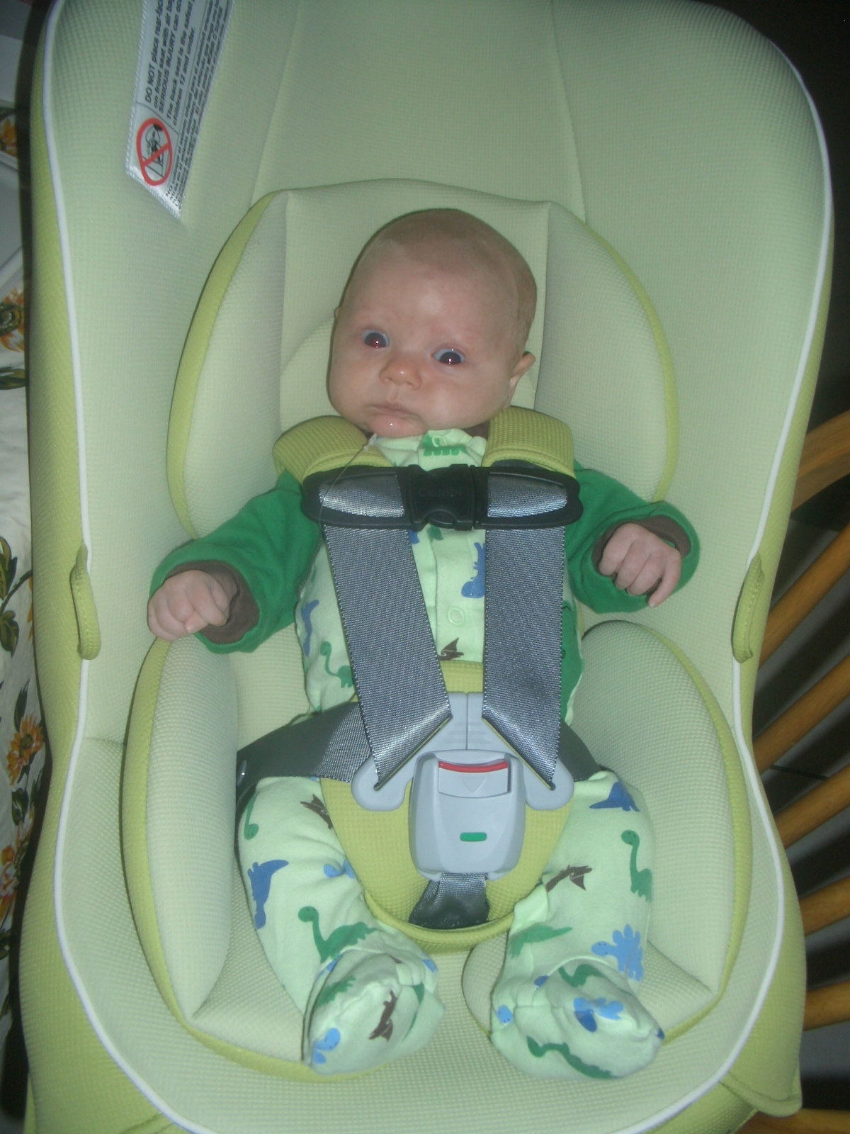 Recommended Car Seats For Newborns