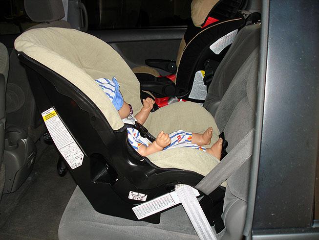cosco car seat scenera installation instructions