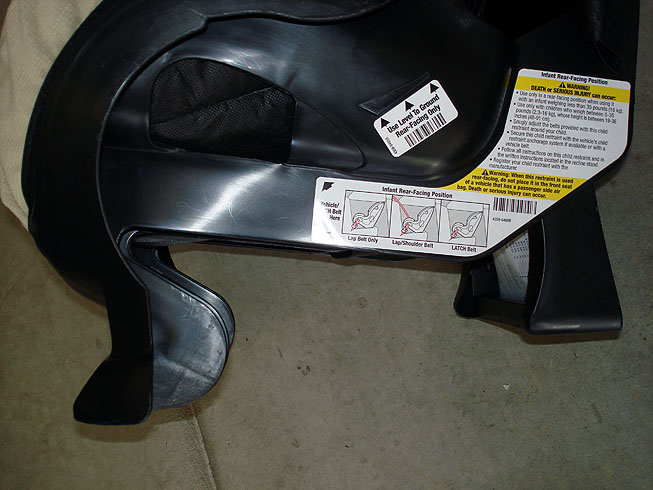 Expiration date on car seats in Melbourne