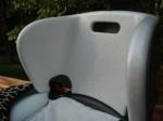 B540 headrest EPP