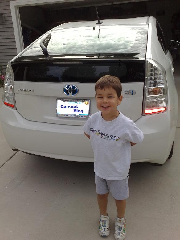 toyota prius 3rd generation car town. 2010 Toyota Prius Review: Kids