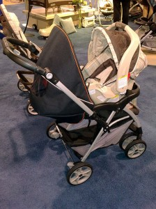 Graco Alano Flight side view