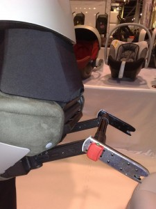 Cybex X-Fix LATCH