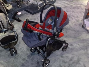 Peg Perego Primo Viaggio Tri Fix in Si Travel System