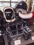 Trends For Kids Twinner Twist Duo Double with Carseat Adaptors