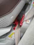 Z360 lap-shoulder belt install