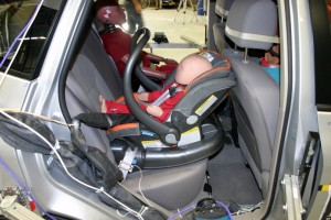 Combi Center DX infant seat, which detached from the base during testing resulting in a voluntary recall in Canada.