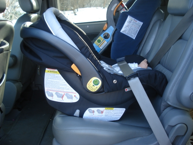 Baby Car Seat Installation Without Base