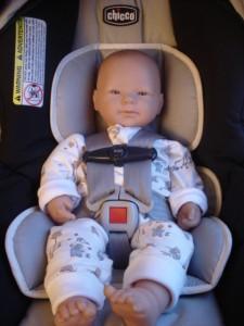 """KF 20"""" newborn doll"""