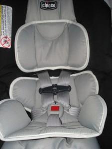 KF newborn insert & head support