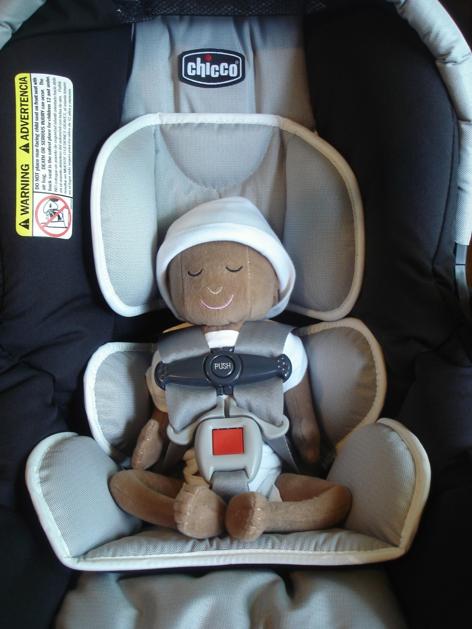 Chicco Infant Car Seat Height Limit