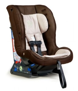 Orbit Follows Its Unique Infant Seat With A Toddler Carseat