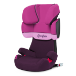 Cybex x-fix purple-rain