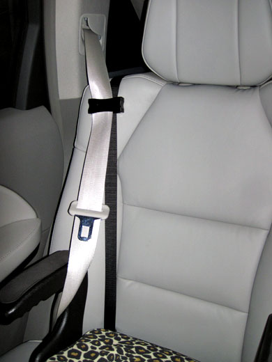 Autosafe Seat Belt Height Adjuster Instructions Image Of