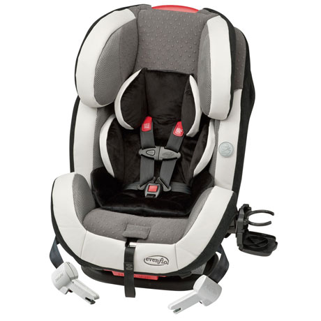 Evenflo Symphony  All In One Car Seat Review