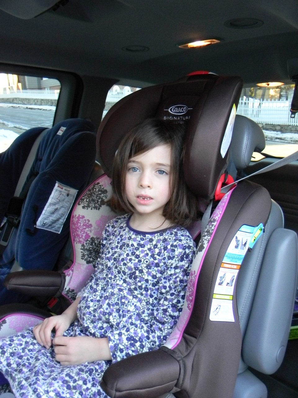 Years Old Hates Car Seat
