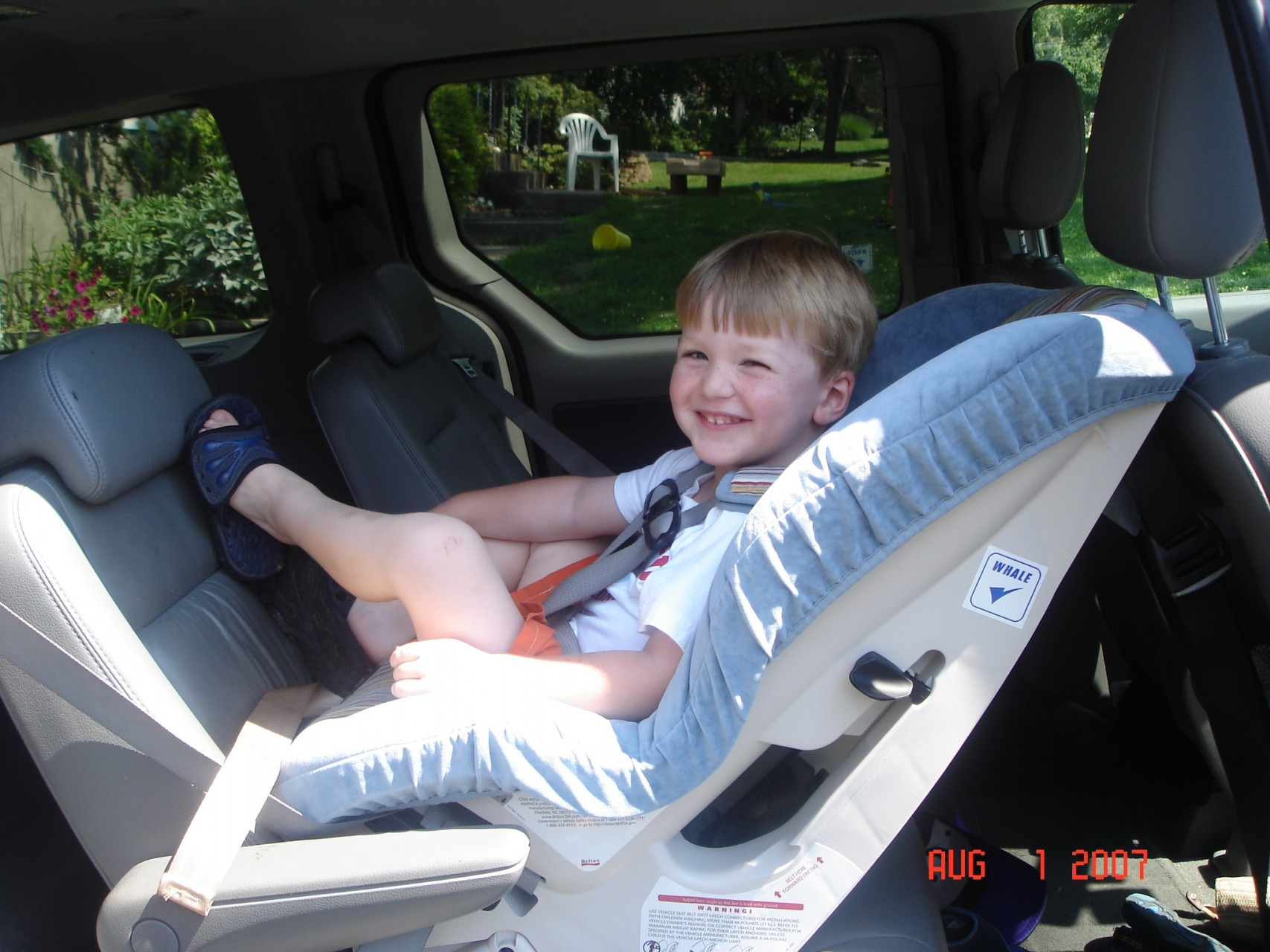 When It Comes To Carseats There Are
