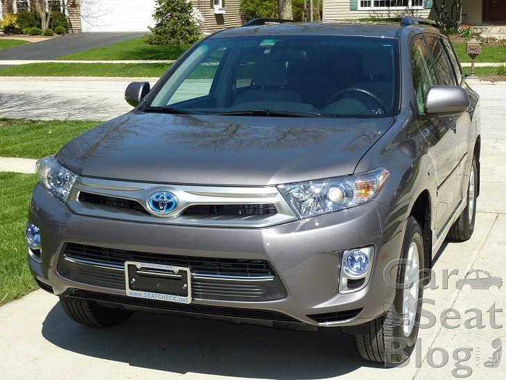 2011-2012 Toyota Highlander Hybrid Review: Minivan Alternatives That ...