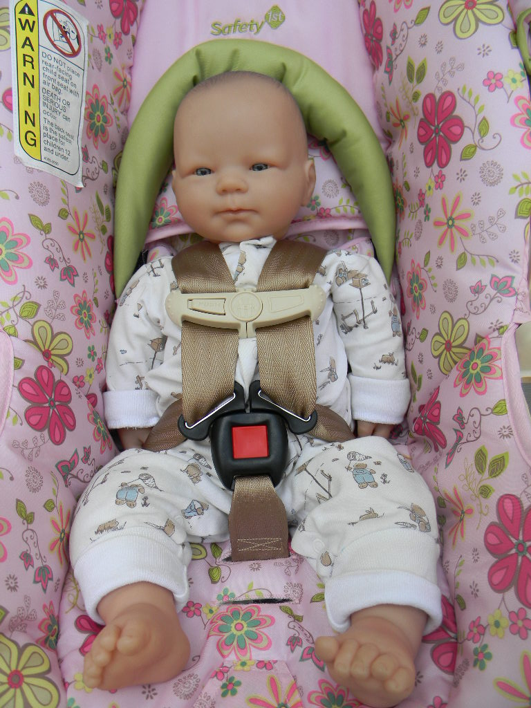 Comfy Carry Elite Infant Car Seat Manual