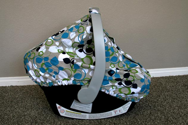 The other cover is by Summer and is called the u201cInfant Car Seat Cover by Kiddopotamus.u201d This cover is also a shower cap-style covering but it goes over the ... & CarseatBlog: The Most Trusted Source for Car Seat Reviews Ratings ...