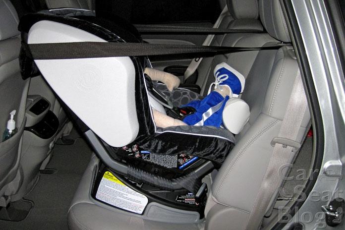 Tethering Car Seat Safety
