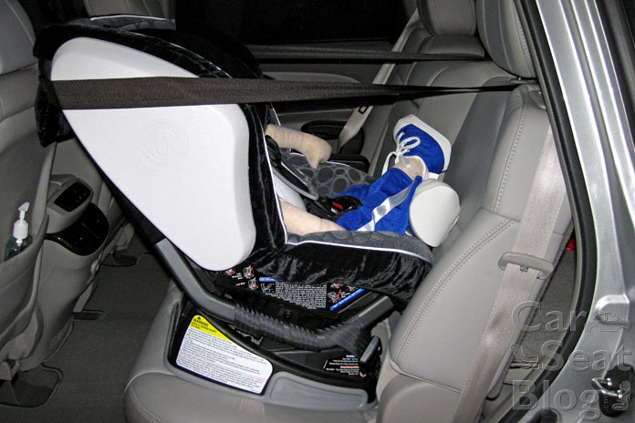 Safety Harness Tether furthermore New Jersey Leads Nation With New Child Car Seat Law together with 1932 CHEVROLET DELUXE ROADSTER 97211 moreover Tokyo Auto Wows Custom Versions Lambourghinis Nissans Mercedes additionally How To Use A Rear Facing Tether. on convertible baby seat