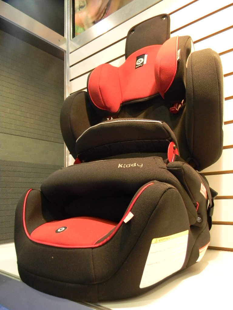 Kiddy World Plus Car Seat Reviews
