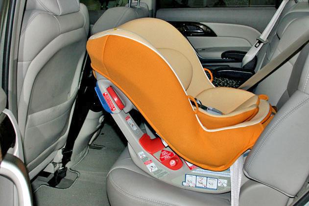 How To Install Rear Facing Car Seat Australia