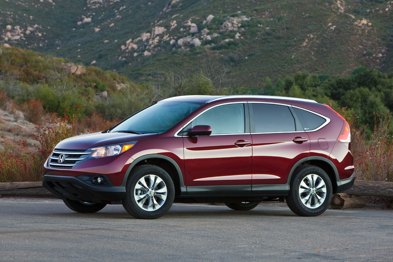 """Trivia question: Without Googling it, who knows what """"CR-V"""" stands ..."""
