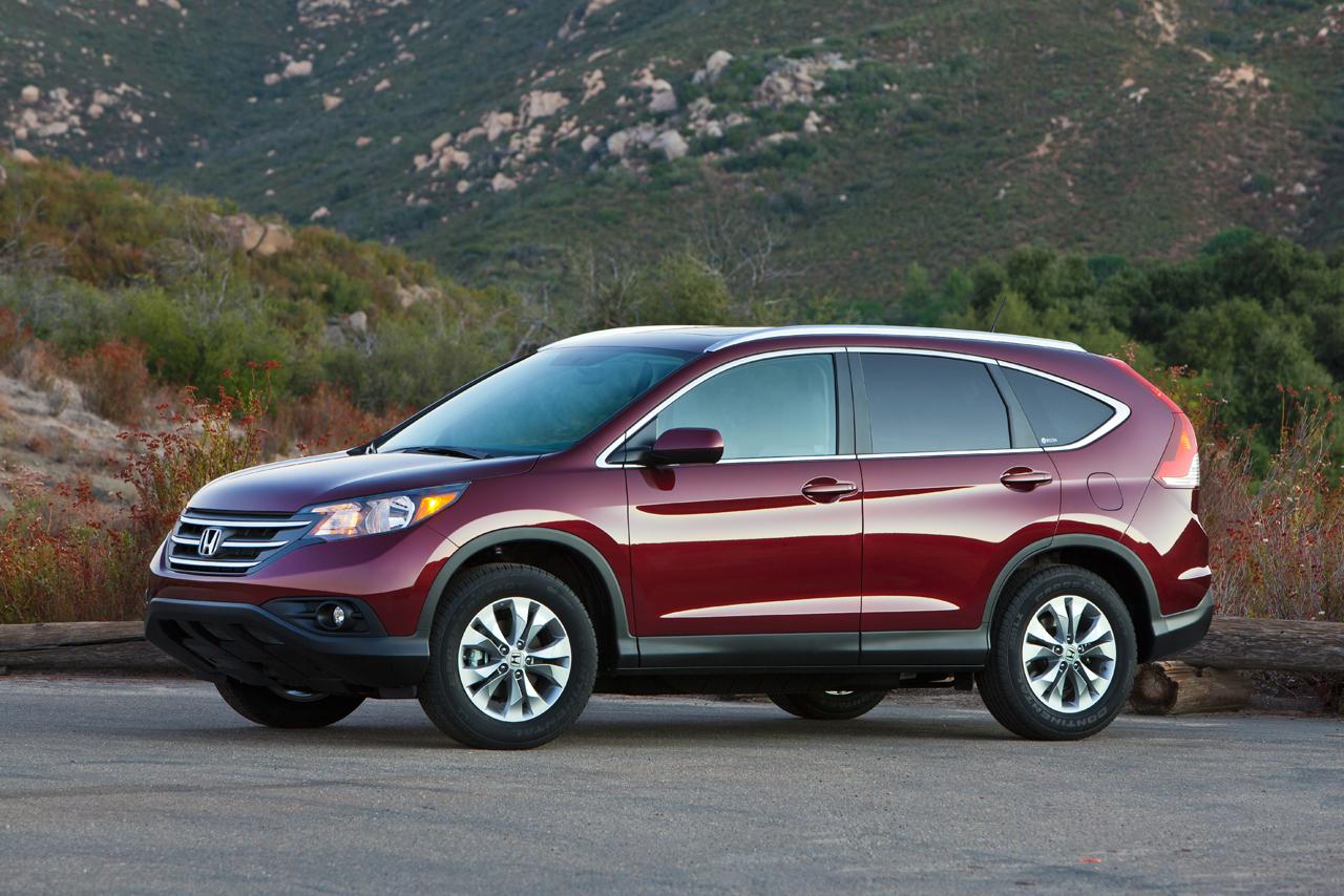 Elegant All New 2012 Honda CR V Review