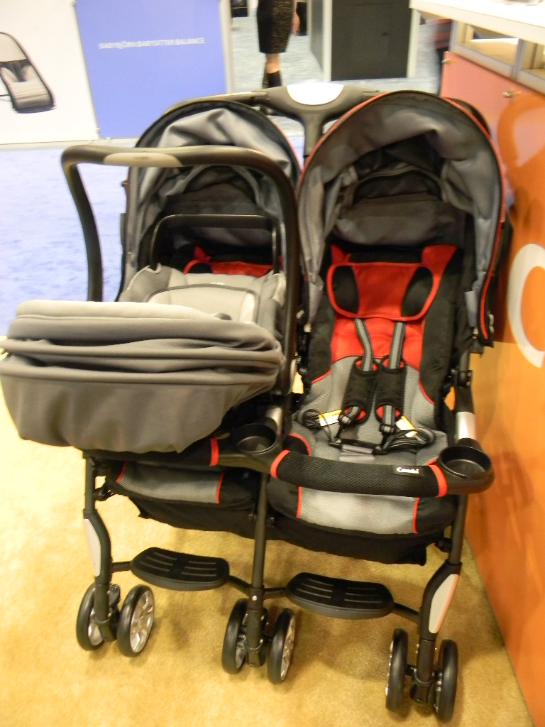 combi double stroller with car seat strollers 2017. Black Bedroom Furniture Sets. Home Design Ideas