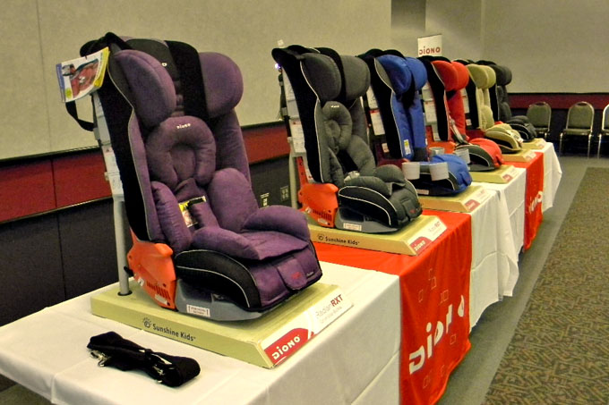 Washing Diono Car Seat Cover Video