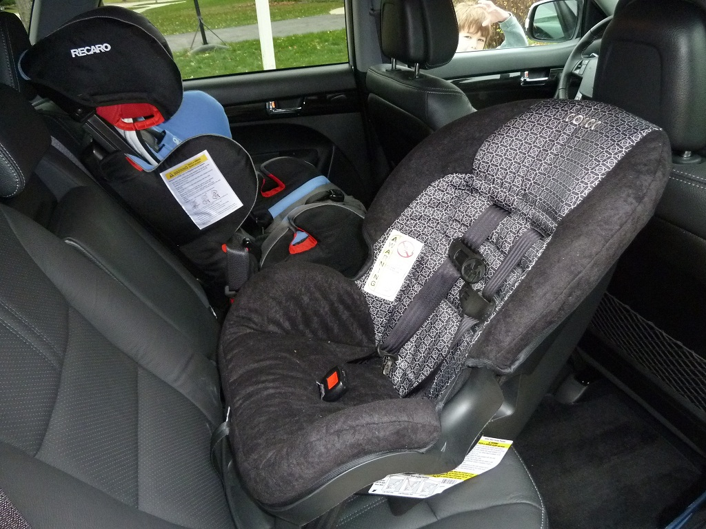 Kia Sorento 3Rd Row >> CarseatBlog: The Most Trusted Source for Car Seat Reviews, Ratings, Deals & News