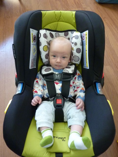 How Long To Use Infant Insert In Car Seat