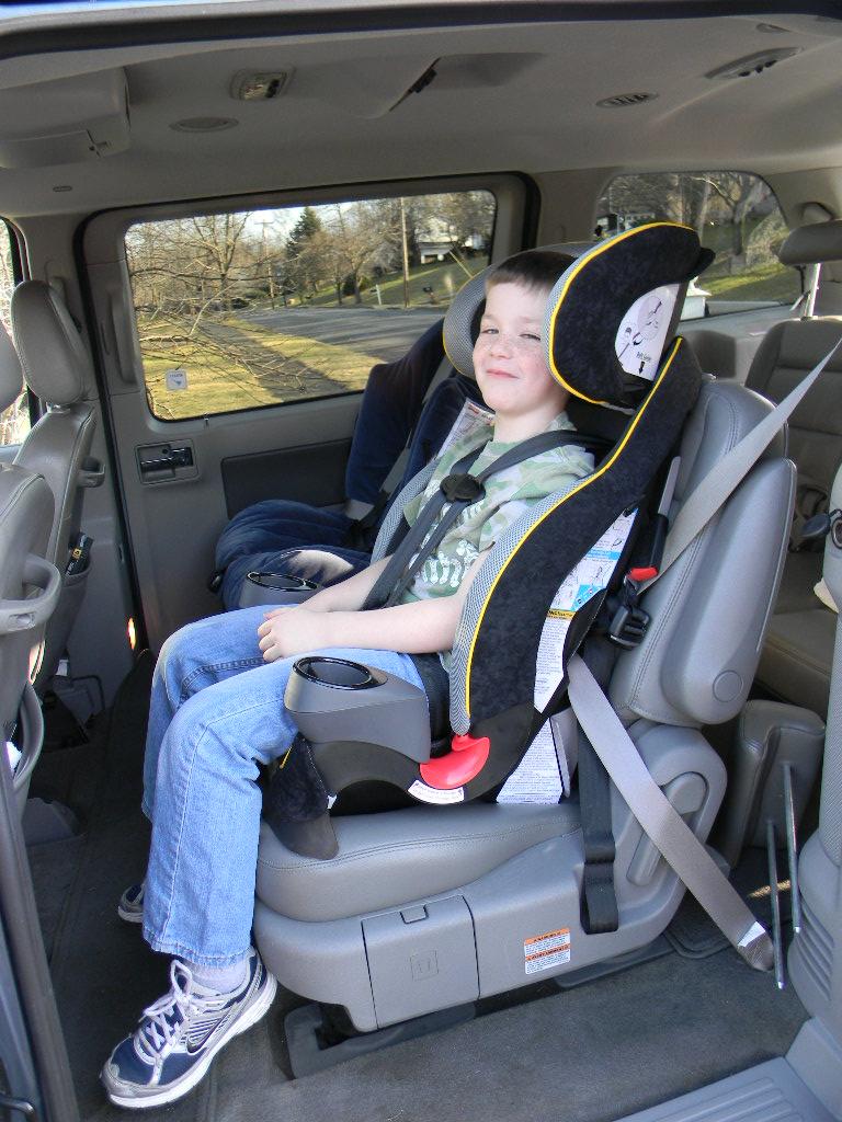 Car Seat  Pt Harness
