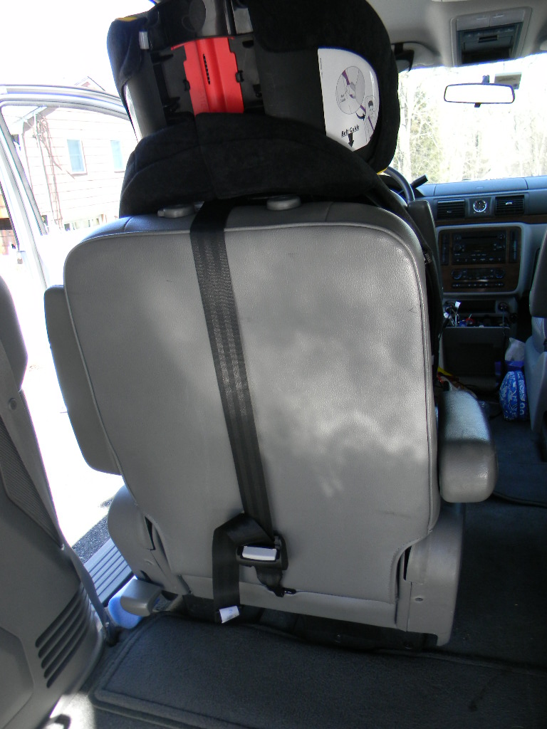 Best Car Seats For Lower Back