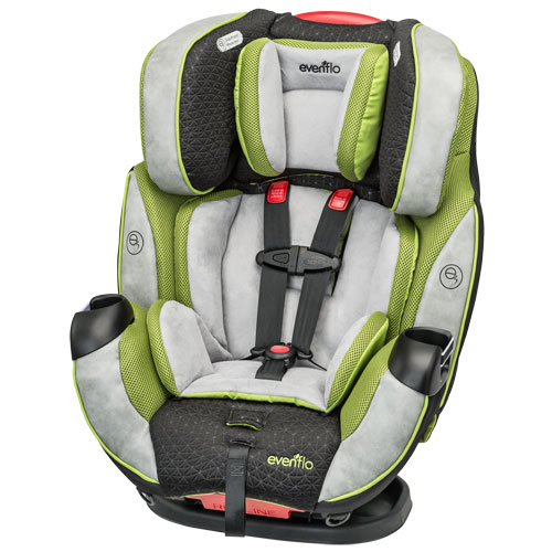 Evenflo Triumph Convertible Car Seat Weight Limits