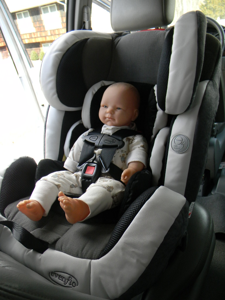 Evenflo Car Seat Weight Limit