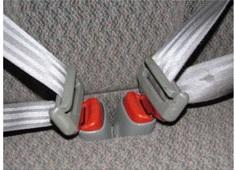 Gen 3 seatbelt buckles