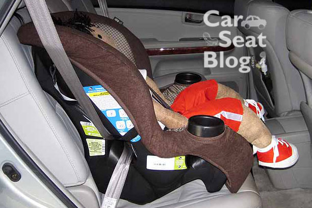 New York Can Baby Sit Without Car Seat