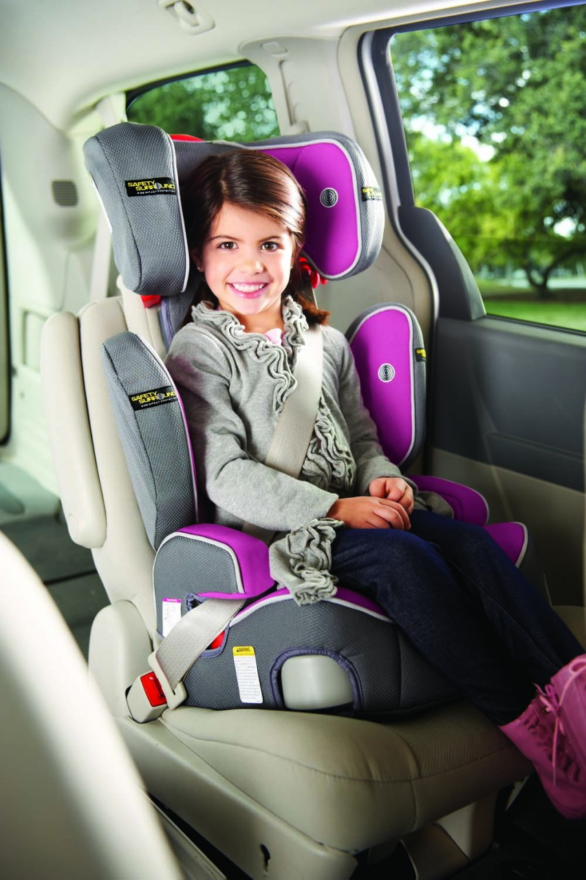 evenflo rightfit booster car seat manual