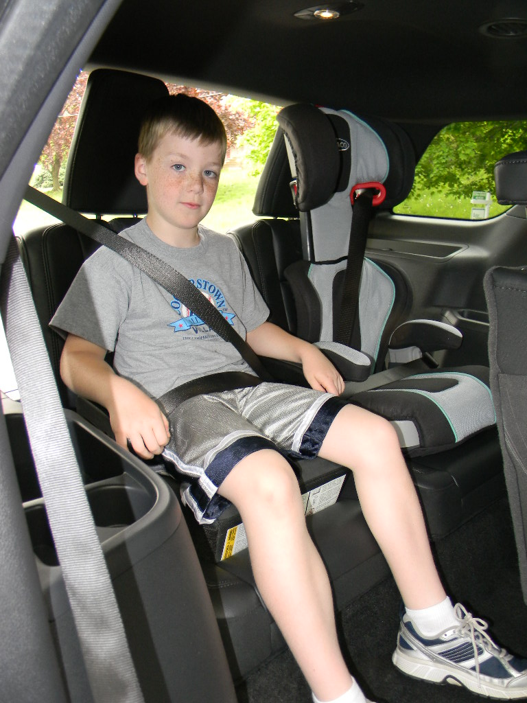 Year Old Needs Car Seat