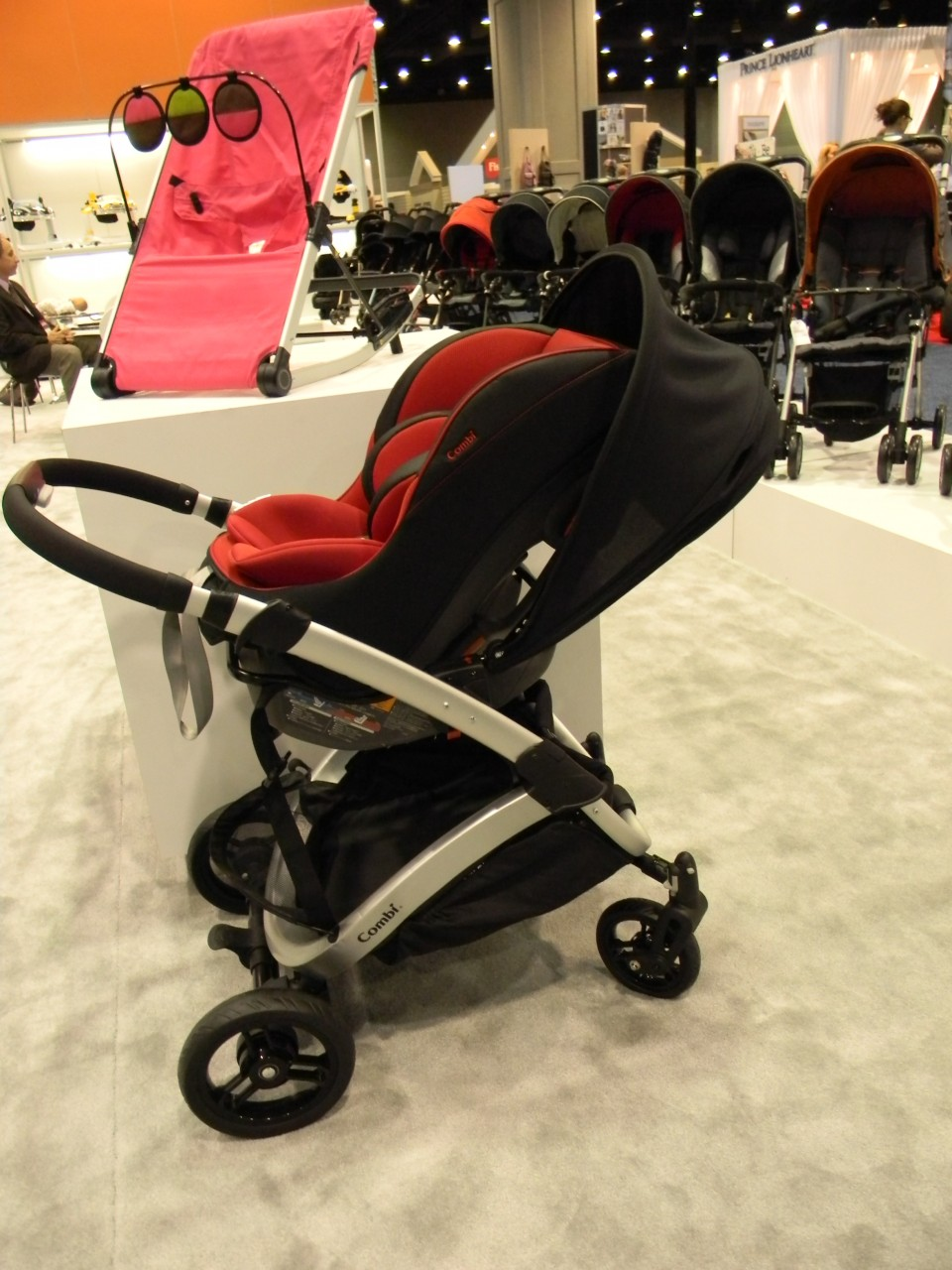 Combi Coccoro Stroller Strollers 2017