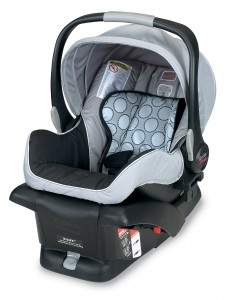 Britax B-Safe Granite