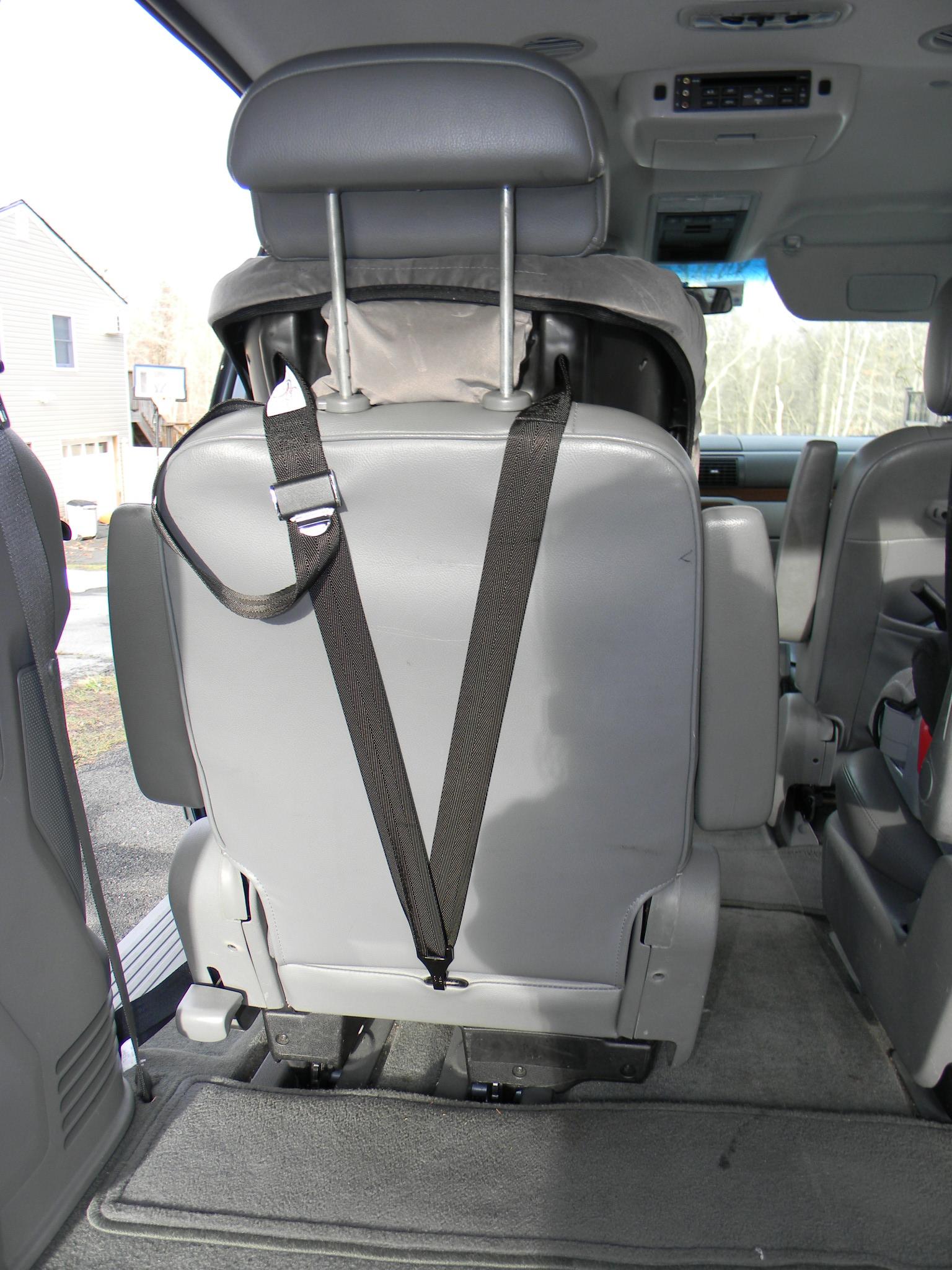 Ford Explorer Car Seat Anchors