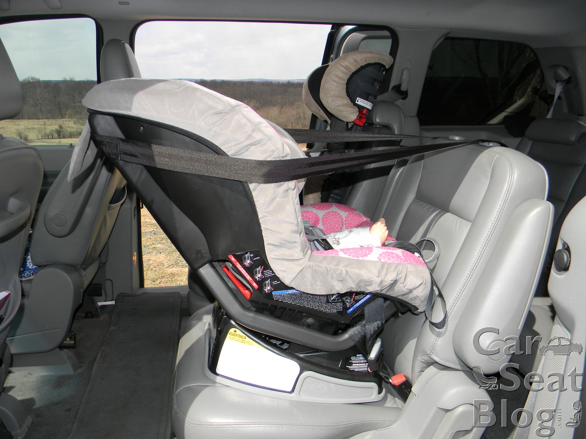 Skep Car Seat Review